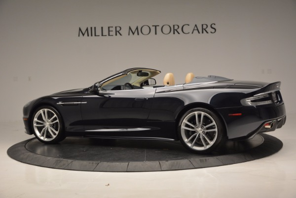 Used 2012 Aston Martin DBS Volante for sale Sold at Aston Martin of Greenwich in Greenwich CT 06830 4