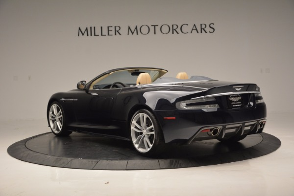 Used 2012 Aston Martin DBS Volante for sale Sold at Aston Martin of Greenwich in Greenwich CT 06830 5