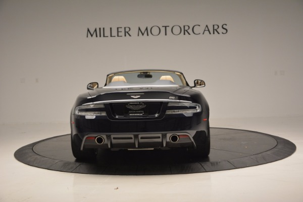 Used 2012 Aston Martin DBS Volante for sale Sold at Aston Martin of Greenwich in Greenwich CT 06830 6