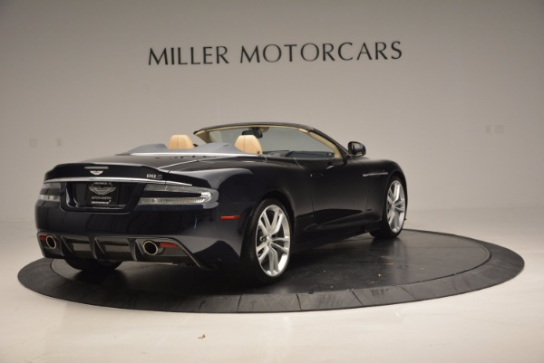 Used 2012 Aston Martin DBS Volante for sale Sold at Aston Martin of Greenwich in Greenwich CT 06830 7