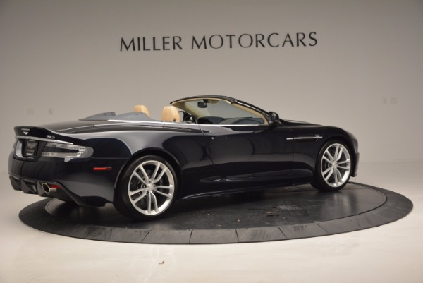 Used 2012 Aston Martin DBS Volante for sale Sold at Aston Martin of Greenwich in Greenwich CT 06830 8