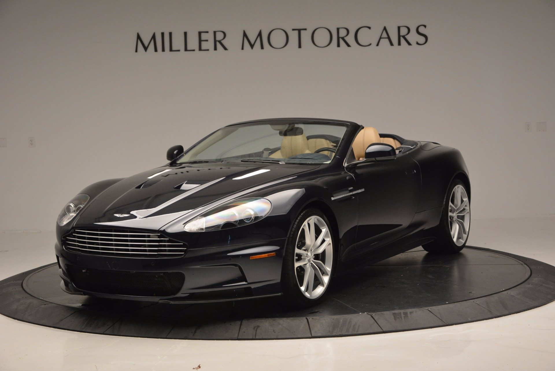 Used 2012 Aston Martin DBS Volante for sale Sold at Aston Martin of Greenwich in Greenwich CT 06830 1