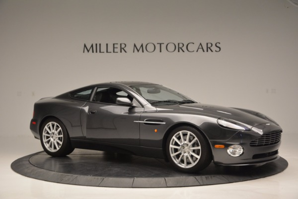 Used 2005 Aston Martin V12 Vanquish S for sale Sold at Aston Martin of Greenwich in Greenwich CT 06830 10