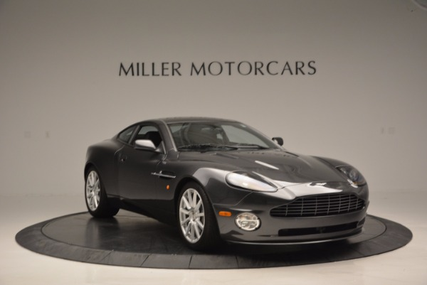 Used 2005 Aston Martin V12 Vanquish S for sale Sold at Aston Martin of Greenwich in Greenwich CT 06830 11