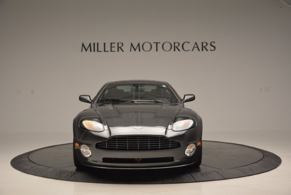 Used 2005 Aston Martin V12 Vanquish S for sale Sold at Aston Martin of Greenwich in Greenwich CT 06830 12