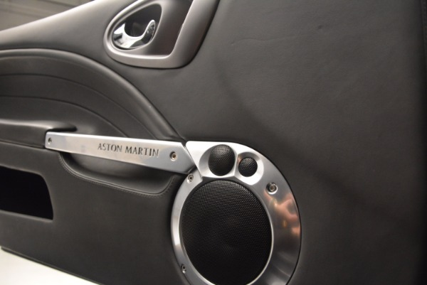 Used 2005 Aston Martin V12 Vanquish S for sale Sold at Aston Martin of Greenwich in Greenwich CT 06830 19