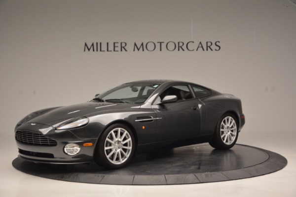 Used 2005 Aston Martin V12 Vanquish S for sale Sold at Aston Martin of Greenwich in Greenwich CT 06830 2