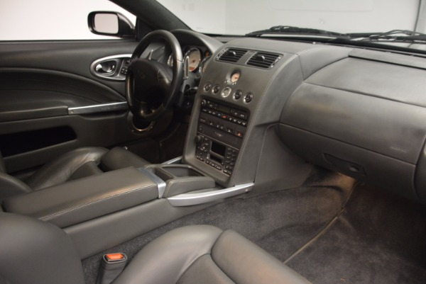 Used 2005 Aston Martin V12 Vanquish S for sale Sold at Aston Martin of Greenwich in Greenwich CT 06830 20