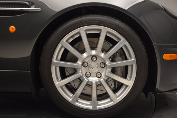 Used 2005 Aston Martin V12 Vanquish S for sale Sold at Aston Martin of Greenwich in Greenwich CT 06830 22