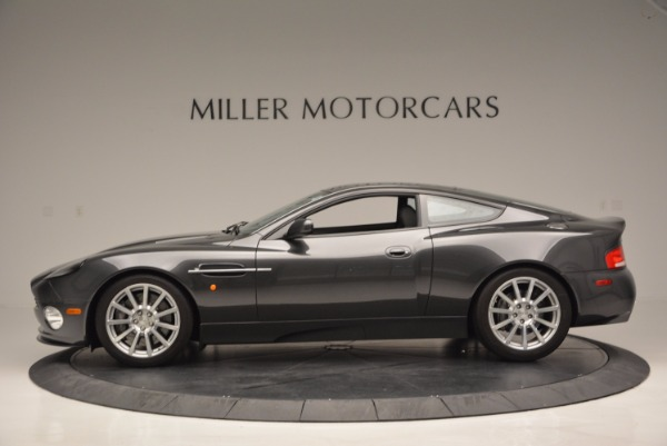 Used 2005 Aston Martin V12 Vanquish S for sale Sold at Aston Martin of Greenwich in Greenwich CT 06830 3