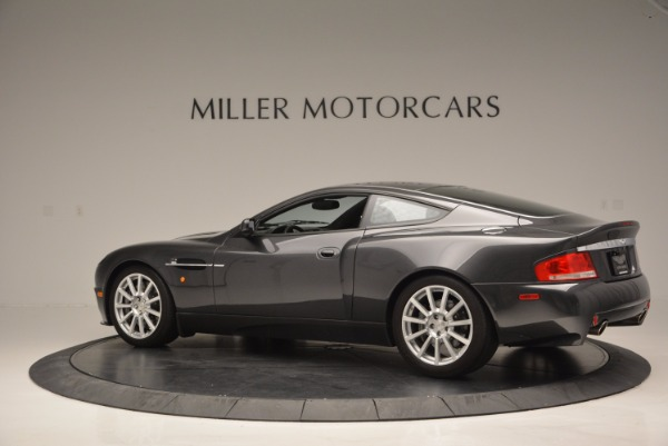 Used 2005 Aston Martin V12 Vanquish S for sale Sold at Aston Martin of Greenwich in Greenwich CT 06830 4