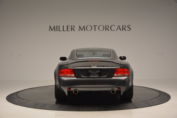 Used 2005 Aston Martin V12 Vanquish S for sale Sold at Aston Martin of Greenwich in Greenwich CT 06830 6