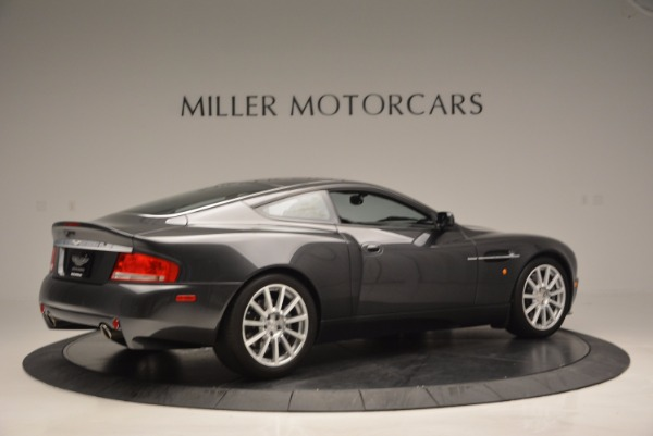 Used 2005 Aston Martin V12 Vanquish S for sale Sold at Aston Martin of Greenwich in Greenwich CT 06830 8