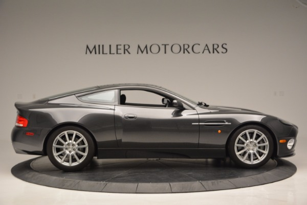 Used 2005 Aston Martin V12 Vanquish S for sale Sold at Aston Martin of Greenwich in Greenwich CT 06830 9