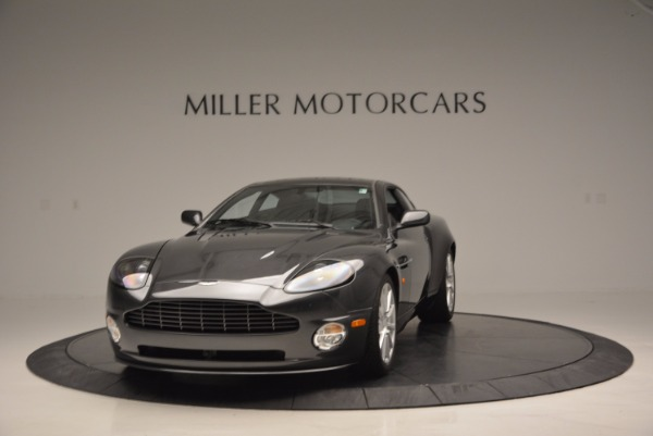 Used 2005 Aston Martin V12 Vanquish S for sale Sold at Aston Martin of Greenwich in Greenwich CT 06830 1