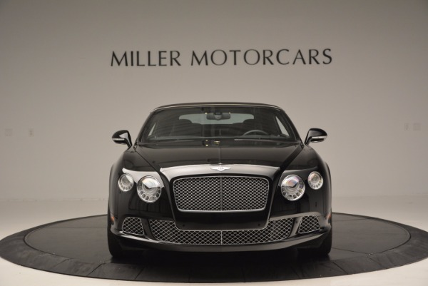 Used 2013 Bentley Continental GTC for sale Sold at Aston Martin of Greenwich in Greenwich CT 06830 13