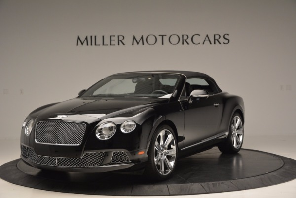 Used 2013 Bentley Continental GTC for sale Sold at Aston Martin of Greenwich in Greenwich CT 06830 14