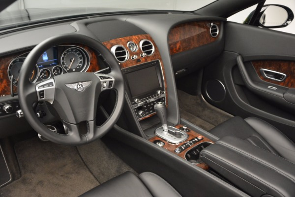 Used 2013 Bentley Continental GTC for sale Sold at Aston Martin of Greenwich in Greenwich CT 06830 18