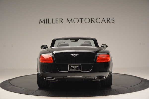 Used 2013 Bentley Continental GTC for sale Sold at Aston Martin of Greenwich in Greenwich CT 06830 7