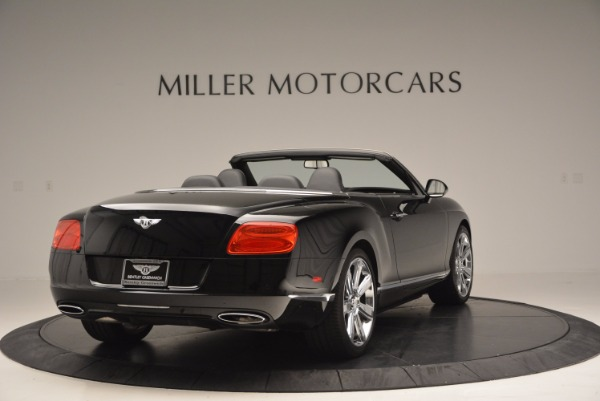 Used 2013 Bentley Continental GTC for sale Sold at Aston Martin of Greenwich in Greenwich CT 06830 8