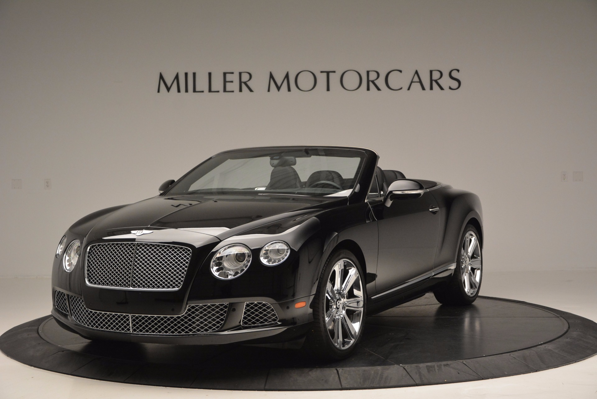 Used 2013 Bentley Continental GTC for sale Sold at Aston Martin of Greenwich in Greenwich CT 06830 1