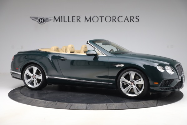 Used 2017 Bentley Continental GTC V8 S for sale $139,900 at Aston Martin of Greenwich in Greenwich CT 06830 10