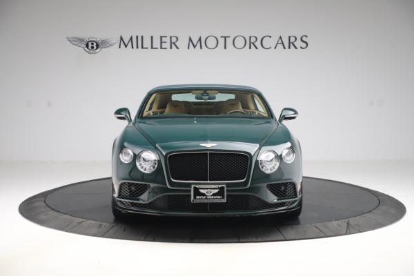 Used 2017 Bentley Continental GTC V8 S for sale $139,900 at Aston Martin of Greenwich in Greenwich CT 06830 20