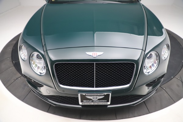 Used 2017 Bentley Continental GTC V8 S for sale $139,900 at Aston Martin of Greenwich in Greenwich CT 06830 21