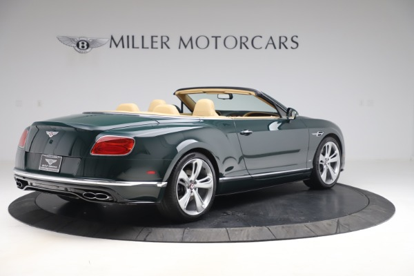 Used 2017 Bentley Continental GTC V8 S for sale $139,900 at Aston Martin of Greenwich in Greenwich CT 06830 8