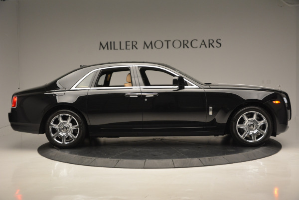 Used 2011 Rolls-Royce Ghost for sale Sold at Aston Martin of Greenwich in Greenwich CT 06830 10