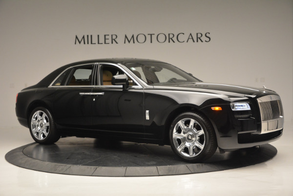 Used 2011 Rolls-Royce Ghost for sale Sold at Aston Martin of Greenwich in Greenwich CT 06830 11