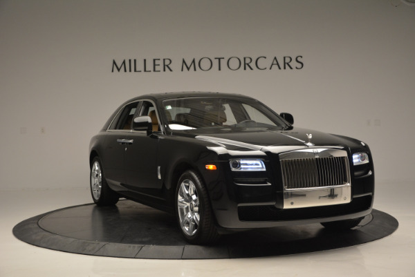Used 2011 Rolls-Royce Ghost for sale Sold at Aston Martin of Greenwich in Greenwich CT 06830 12