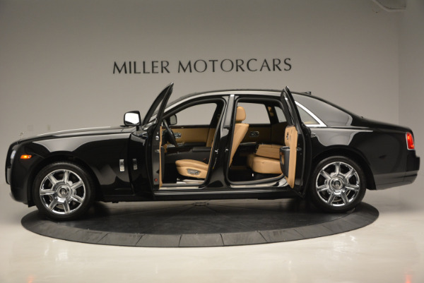 Used 2011 Rolls-Royce Ghost for sale Sold at Aston Martin of Greenwich in Greenwich CT 06830 15
