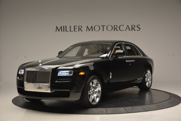 Used 2011 Rolls-Royce Ghost for sale Sold at Aston Martin of Greenwich in Greenwich CT 06830 2
