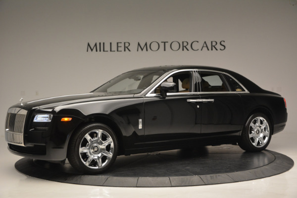 Used 2011 Rolls-Royce Ghost for sale Sold at Aston Martin of Greenwich in Greenwich CT 06830 3
