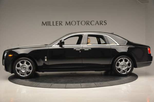 Used 2011 Rolls-Royce Ghost for sale Sold at Aston Martin of Greenwich in Greenwich CT 06830 4