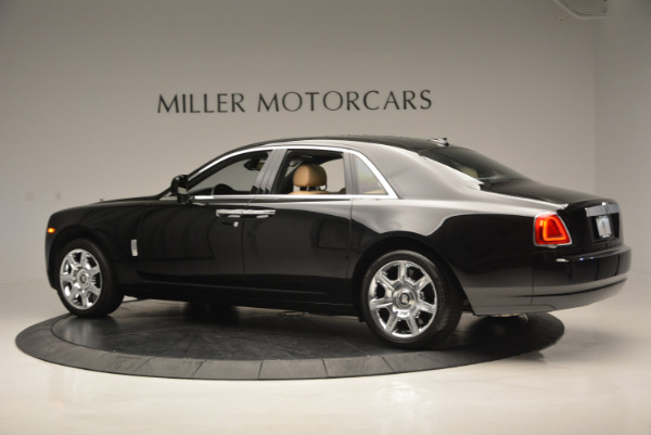 Used 2011 Rolls-Royce Ghost for sale Sold at Aston Martin of Greenwich in Greenwich CT 06830 5