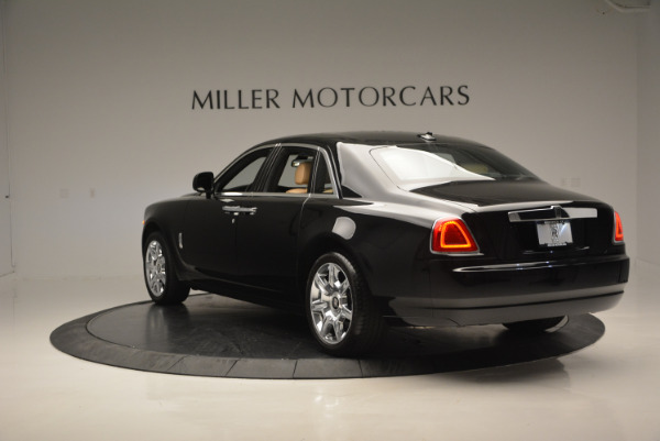 Used 2011 Rolls-Royce Ghost for sale Sold at Aston Martin of Greenwich in Greenwich CT 06830 6