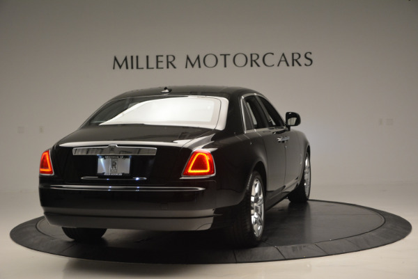 Used 2011 Rolls-Royce Ghost for sale Sold at Aston Martin of Greenwich in Greenwich CT 06830 8