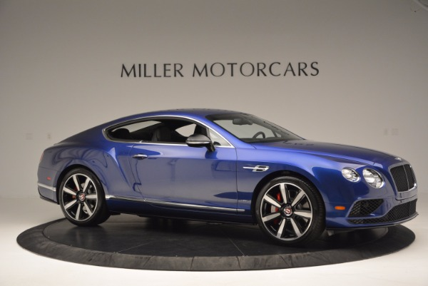 Used 2017 Bentley Continental GT V8 S for sale Sold at Aston Martin of Greenwich in Greenwich CT 06830 10