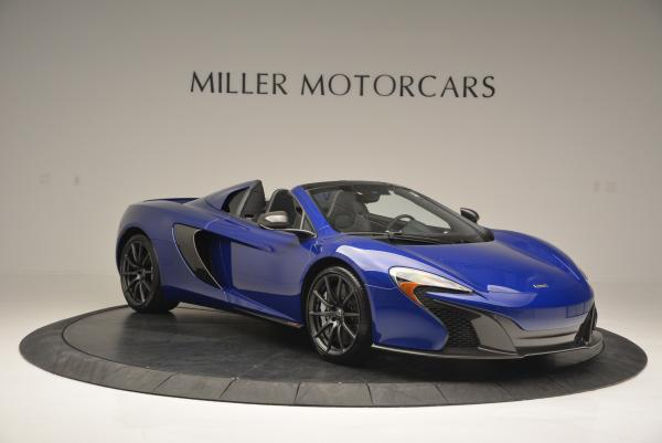 Used 2016 McLaren 650S Spider for sale Sold at Aston Martin of Greenwich in Greenwich CT 06830 11