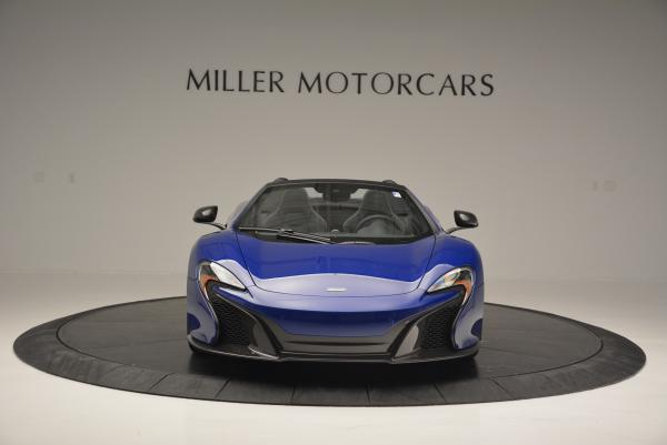 Used 2016 McLaren 650S Spider for sale Sold at Aston Martin of Greenwich in Greenwich CT 06830 12