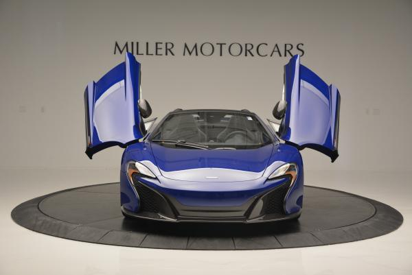 Used 2016 McLaren 650S Spider for sale Sold at Aston Martin of Greenwich in Greenwich CT 06830 20