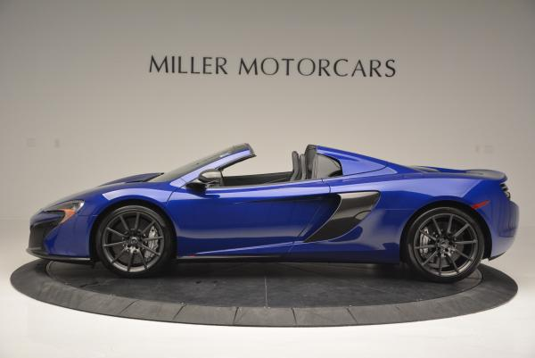 Used 2016 McLaren 650S Spider for sale Sold at Aston Martin of Greenwich in Greenwich CT 06830 3