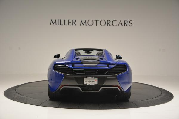 Used 2016 McLaren 650S Spider for sale Sold at Aston Martin of Greenwich in Greenwich CT 06830 6