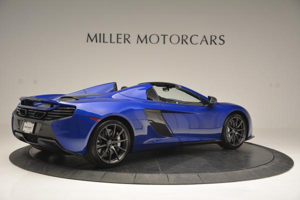Used 2016 McLaren 650S Spider for sale Sold at Aston Martin of Greenwich in Greenwich CT 06830 8