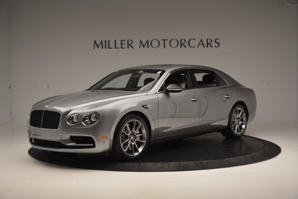 New 2017 Bentley Flying Spur V8 S for sale Sold at Aston Martin of Greenwich in Greenwich CT 06830 3