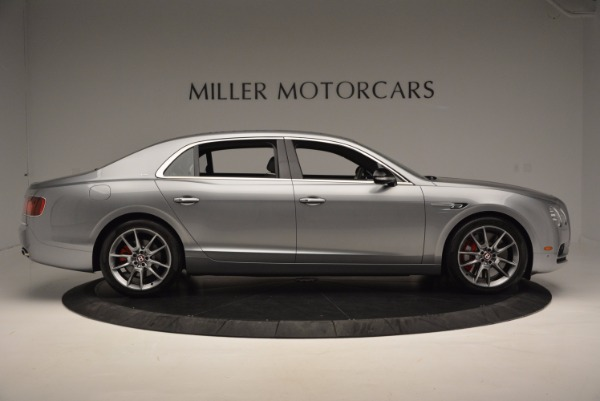 New 2017 Bentley Flying Spur V8 S for sale Sold at Aston Martin of Greenwich in Greenwich CT 06830 8
