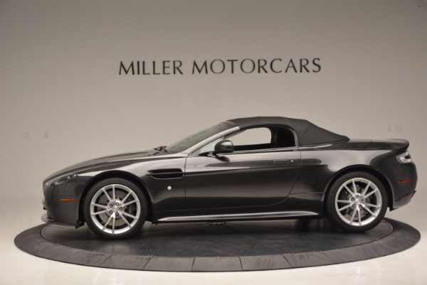 Used 2016 Aston Martin V8 Vantage S Roadster for sale Sold at Aston Martin of Greenwich in Greenwich CT 06830 15