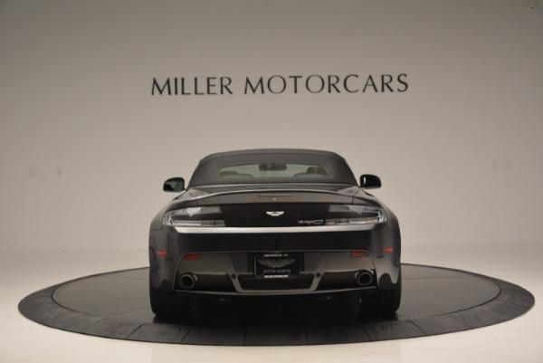 Used 2016 Aston Martin V8 Vantage S Roadster for sale Sold at Aston Martin of Greenwich in Greenwich CT 06830 18